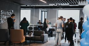 Sketch Startup Space - open for founders