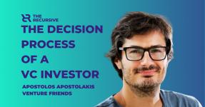 Apostolos Apostolakis, Co-Founder at VentureFriends