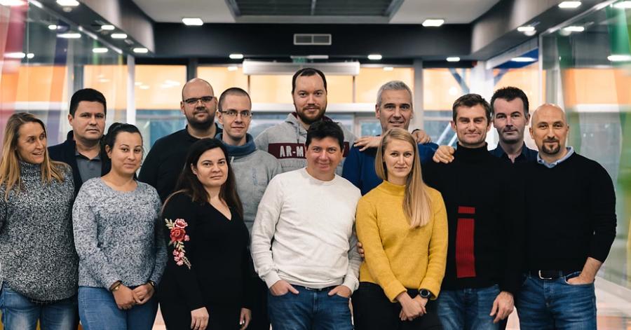 FITE team in Sofia