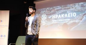 Thanos Paraschos, organizer of the Startup Greece Week