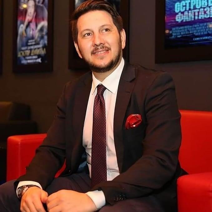 Andrey Andonov - creative director and video producer at The Recursive