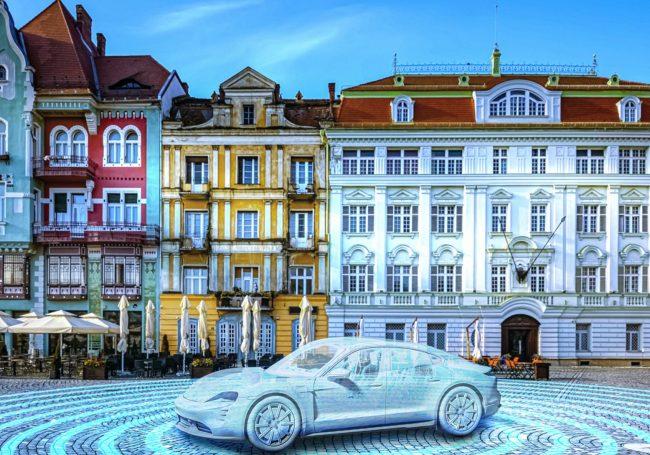 Porsche Engineering opens second automotive innovation location in Romania
