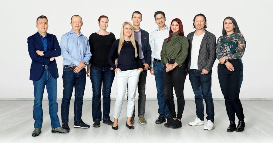 LAUNCHub Ventures team