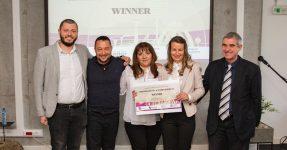 Innovation Starter Accelerator 2021 winner coh 3