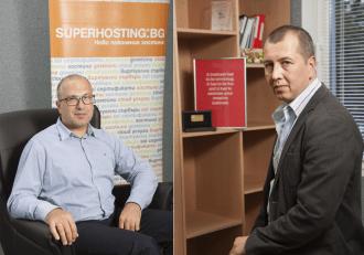 Lyubomir Rusanov and Metodi Drenosvki