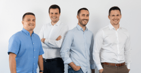 The founders of Gideon Brothers - an autonomous mobile robots startup