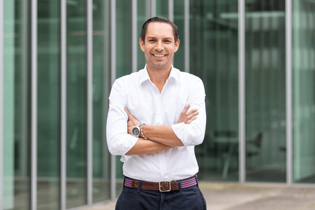 Marc Schillinger, CEO eCollect