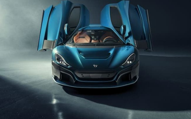 The electric hypercar, Rimac Nevera, also announced separately by the company, will be part of the JV with Bugatti