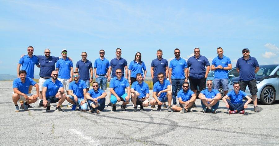 The AMPECO team