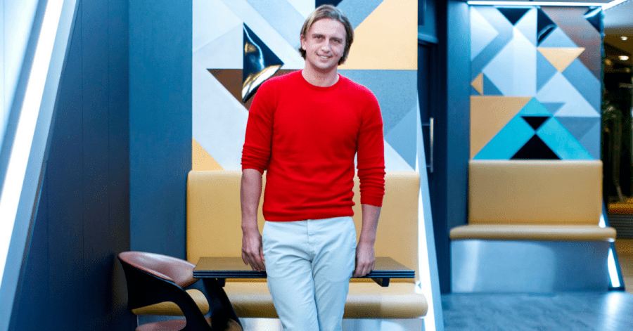 Nikolay Storonsky, co-founder and CEO of Revolut, the company with a mission to create a fintech superapp