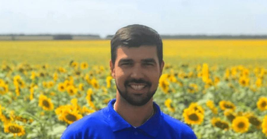 Agro.Club's CEO - Egor Kirin