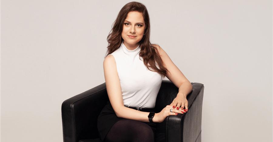 Maria Sas, founder of sustainable fashion platform Sustainibli