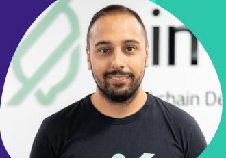 George Spasov, co-founder of LimeChain, blockchain apps