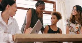 European women in VC join forces