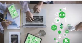 Unsplash, sustainability startups