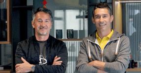 game design, ARC founders Anthony Christov (l) and Milin Djalaliev (r) © ARC Academy