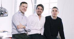 Co-founders of Prosperty, Greek property