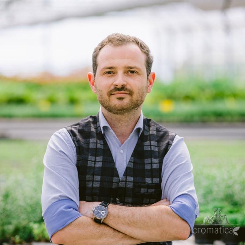 Cristian Tudor, Founder & General Manager at Microgreens Romania