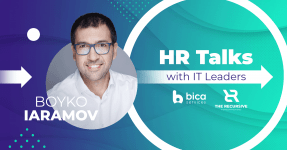 Boyko Iaramov, one of the most successful IT leaders in Bulgaria, co-founder of Telerik Academy and Campus X