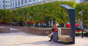 For more than a decade, Serbian crowd-funded company Strawberry energy has been developing and producing solar-powered urban furniture for smart and sustainable cities.