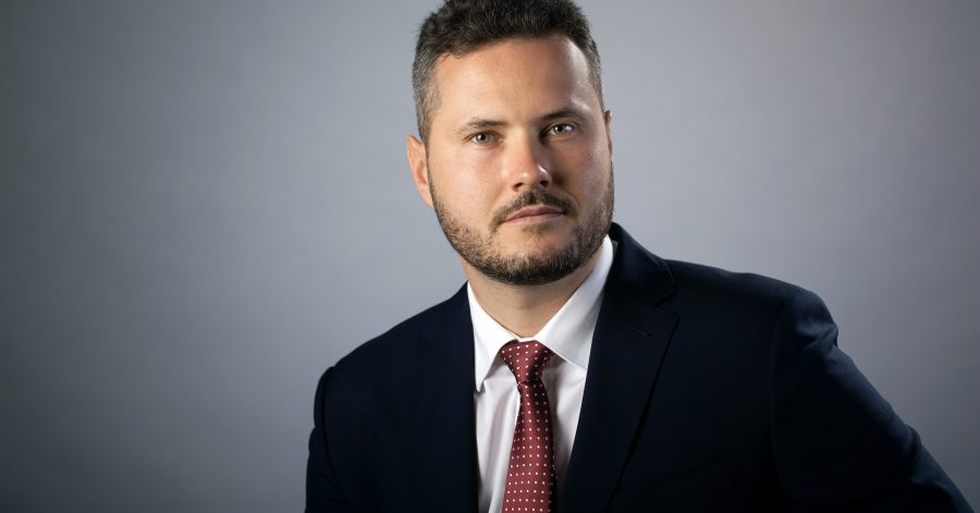 Armand Domuta, CEO and owner of Restart Energy One