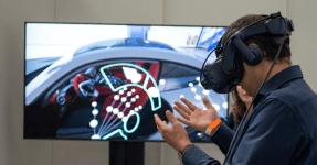 VR experience, Morningside Hill